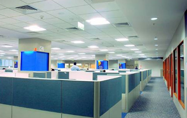 Gs buildtech pvt ltd fast track interiors corporate 200 sqft office interior