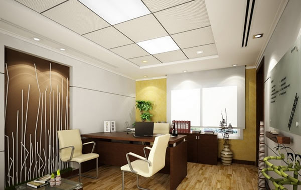GS BUILDTECH Pvt Ltd Fast Track Interiors Corporate